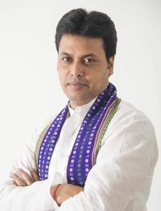 Biplab Kumar Deb - Chief Minister of Tripura