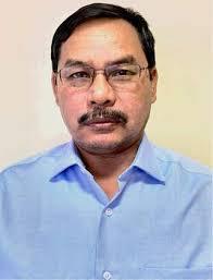 Mebar Kumar Jamatia - Tribal Welfare & Forest Minister of Tripura