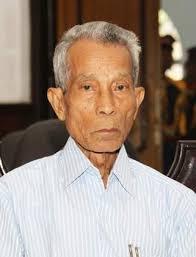 Narendra Chandra Debbarma - Revenue, Fisheries Minister of Tripura